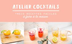 Cocktails maison: 3 recettes légères et faciles - Mango and Salt Bloody Mary, Tequila, Mango Salt, Cantaloupe, Gluten, Vegan, Fruit, Cooking, Food