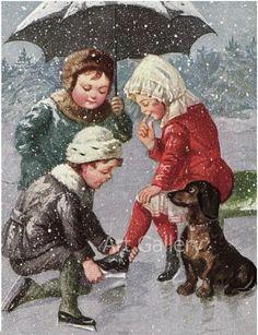 Vintage Modern, Vintage Art, Vintage Dachshund, Mini Dachshund, Puppy Mills, Puppy Pictures, Humane Society, Vintage Postcards, Best Dogs