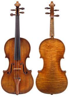 """Antonio Stradivari, Cremona, 1690, """"Auer"""""""