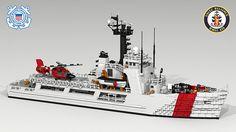 Reliance Class US Coast Guard Cutter by Matt Bace on Flickr