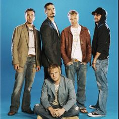 Backstreet Boys- Super excited for the new CD!