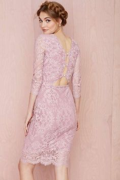 For Love & Lemons Pot Pourri Lace Dress