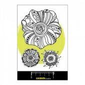 Carabelle Studio Stamp Set - Fleurs d'Azoline par Azoline - SA60111