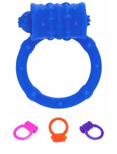 The Posh Silicone Vibro Rings provide support for him as well as moderately powerful stimulation for a partner. The silicone is super soft, comfortable and durable. Easy to remove and is a reusable vibrating stimulator. http://www.holisticwisdom.com/vibrating-cockring-posh-vibro.htm