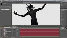 After Effects puppet rigging tutorial