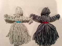 Finger Knitting Projects, Yarn Dolls, Niece And Nephew, Figure It Out, Dream Catcher, Mad, Arms, Content, Belt