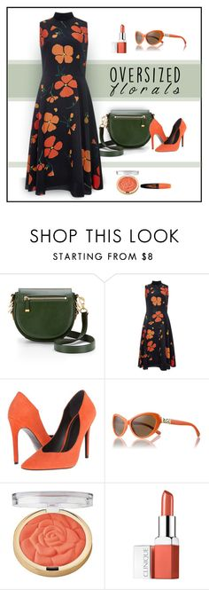 """""""Dark Garden"""" by patricia-dimmick on Polyvore featuring Rebecca Minkoff, Rodarte, Kendall + Kylie, Tory Burch, Milani, Clinique and Rimmel"""