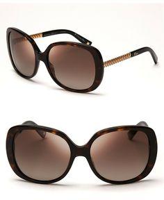Christian Dior Ever1 Oversized Sunglasses