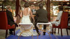 La boda de Ana Belén con el #vestidodenovia Lugo de #YolanCris.   #noviasreales #realbrides #weddingdress #bridalgown #weddingideas  #HauteCouture #realweddings