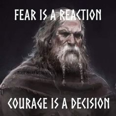 25 Best Viking Quotes that Will Inspire You - Inspire me to carry on - Shipbuilding, war tactics, religious belief, life lessons, etc. of the Vikings are condensed in fol - Viking Life, Viking Warrior, Viking Dragon, Citations Viking, Great Quotes, Inspirational Quotes, Quotes For Men, Man Up Quotes, Art Of War Quotes