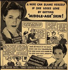 Times have changed. For all the intensive airbrushing and male gaze conversations, advertising really has come a long way. Check out these vintage sexist ads to see just how far. Pin Up Vintage, Vintage Humor, Funny Vintage Ads, Pub Vintage, Funny Ads, Vintage Posters, Vintage Ladies, Vintage Stuff, Vintage Photos