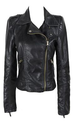Love this!! A jacket like this need to be in my closet :)
