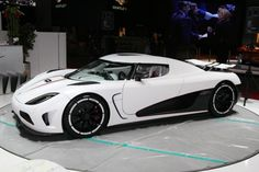 One of the most expensive, Koenigsegg Agera R
