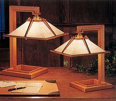 Taliesin I Lamp