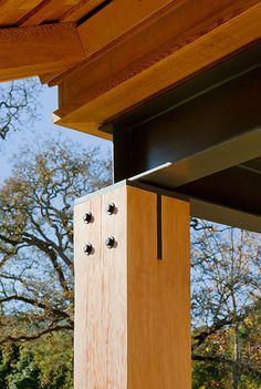 walker warner architects / mountain wood house, california
