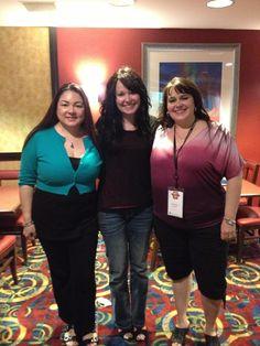 Authors Sylvia Day, Gena Showalter and Shayla Black