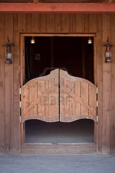 i totally want a set of saloon doors like this somewhere in my house. & Double Acting Hinges Saloon Door Hinges | Country bar | Pinterest ... pezcame.com