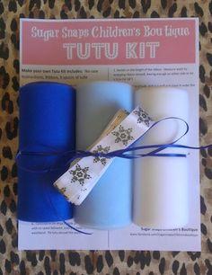 DIY Tutu Kit