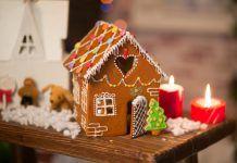 Αυτά τα Χριστούγεννα φτιάχνουμε το δικό μας μπισκοτόσπιτο! Όλα τα βήματα αναλυτικά..