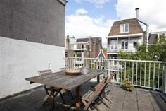 Amsterdam Apartment with rooftop terrace