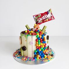Image result for CANDY CAKE