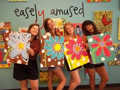 Crazy Daisy by easelyamused, via Flickr