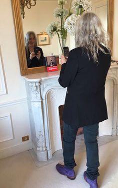 Patti Patti Smith, Fashion Fashion, Autumn Fashion, Just Kids, Family Album, Bruce Springsteen, Iconic Women, Her Music, Bob Marley