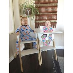 Stokke Steps High Chairs are everyone's favorite chair  credit: @panamhunter