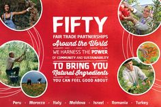 Our Fair Trade Partners - Weleda.com