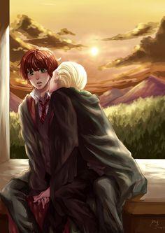 Ron x Draco