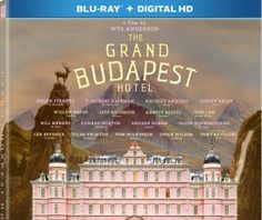 The Grand Budapest Hotel DVD Review: Wes Anderson's Latest & Greatest!