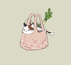 Cartoon Drawings, Cute Drawings, Animal Drawings, Chibi, Guache, Cute Doodles, Pretty Art, Kawaii Art, Cute Illustration