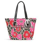 Be Colorful Tote in Cheery Blossoms | Vera Bradley