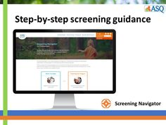 Days of Free Resources—day six!* The ASQ Screening Navigator is a new feature on the ASQ site! Use this step-by-step guide to help plan and implement a successful screening program. 12 Days, Step Guide, Success, How To Plan, Free