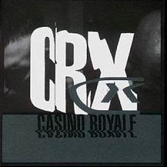 Risultati immagini per casino royale crx album