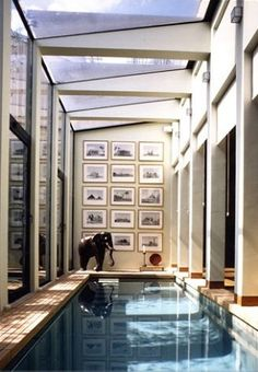 Kenzos Haus in Paris Japan Interior, Dream Bath, Art Deco Buildings, Home Board, Space Architecture, Cool Pools, Pool Designs, My Dream Home, New Homes