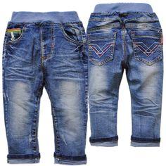 4102 kids jeans boy soft denim pants blue spring autumn girls trousers unisex child fashion 2018 new baby boys jeans pants New Baby Boys, Kids Boys, Unisex, Denim Pants, Trousers, Blue Springs, Boys Jeans, Girl Falling, Casual Fall
