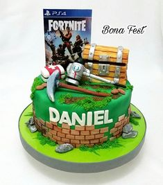 Posts tagged as 3d Cakes, Cupcake Cakes, 10th Birthday Parties, Birthday Cake, Roblox Cake, Partys, Diy Cake, Cakes For Boys, Cute Cakes