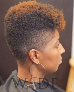 """Women's cut.. #thecutlife #women #womenswear #womensfashion #barbersinctv #barbershopconnect #barberlife #thebarberpost #barberlessons #waded…"""