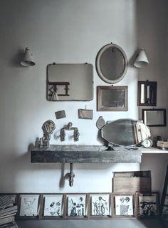Bathroom. Photo by Beppe Brancato.