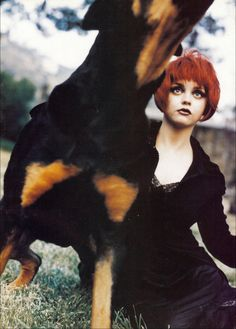 Christina Ricci ___ she's a better actress than we know quite yet. I have faith in her... long term.