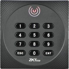 GOLMAR - Productos #ControlAccesos #Seguridad Teclado+lector de proximidad Mifare superficie GM-KR602M