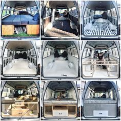 """""""5 weeks ago we quit our jobs and started converting this van into a home on wheels. When we began we thought it couldn't get much better…"""