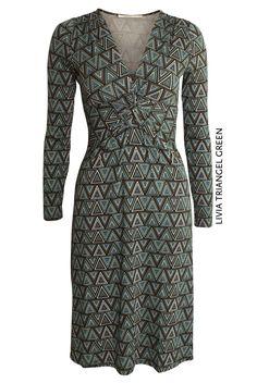 Livia Triangle Green von KD Klaus Dilkrath #kdklausdilkrath #kd #dilkrath #kd12 #outfit