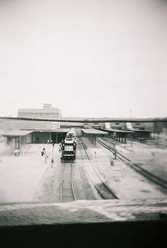 Train station, Toledo, O.