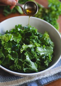 A CUP OF JO: The Best Kale Chips (with a Secret Ingredient)