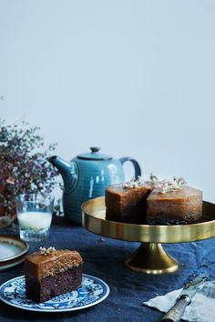 Pumpkin chocolate cake - guest blog Modern Wifestyle for Food Bandits