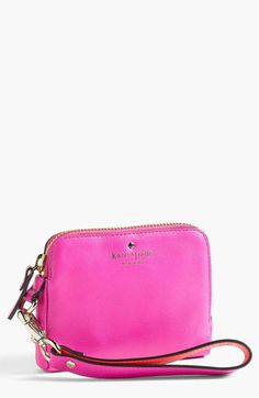 kate spade new york 'julia' wristlet available at #Nordstrom
