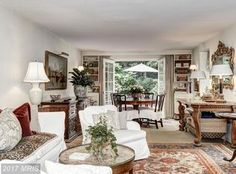 View 24 photos of this $2,195,000, 3 bed, 3.0 bath, 2224 sqft single family home located at 3414 Volta Pl NW, Washington, DC 20007 built in 1900. MLS # DC9806852.