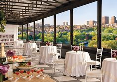 Rooms With a View: Six Boston Wedding Venues with Breathtaking Views